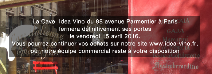Idea Vino Paris