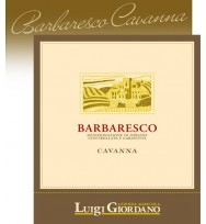Barbaresco Cavanna