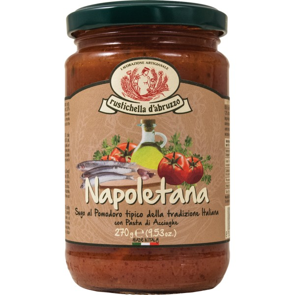 Sugo alla Napoletana