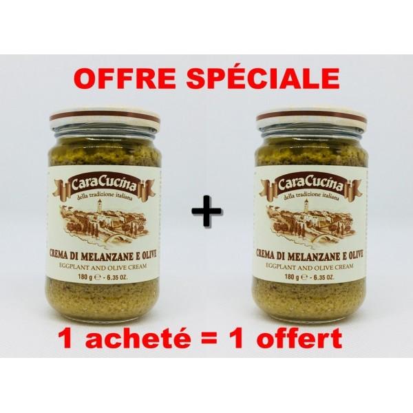 Crema di Melanzane e Olive - Offre Spéciale
