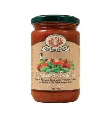 Sugo al Pomodoro e Basilico