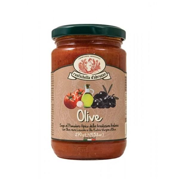 Sugo alle Olive Rustichella